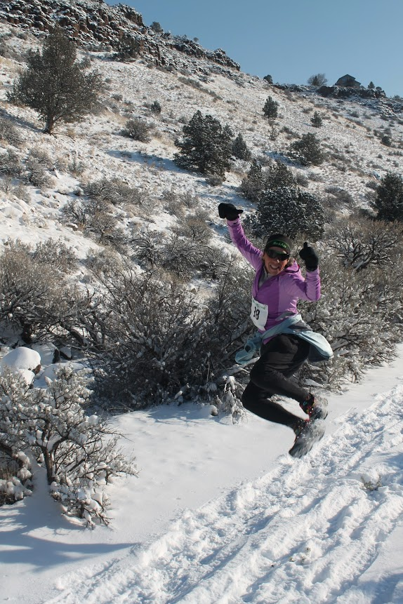 Canyon Rumble Frozen Half
